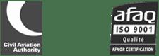 Civil aviation logo